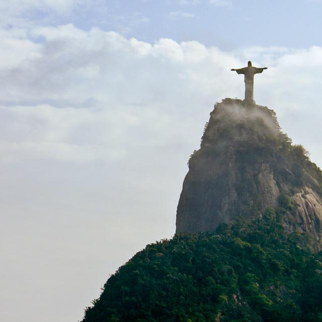 """Cristo Redentor"" stock image"