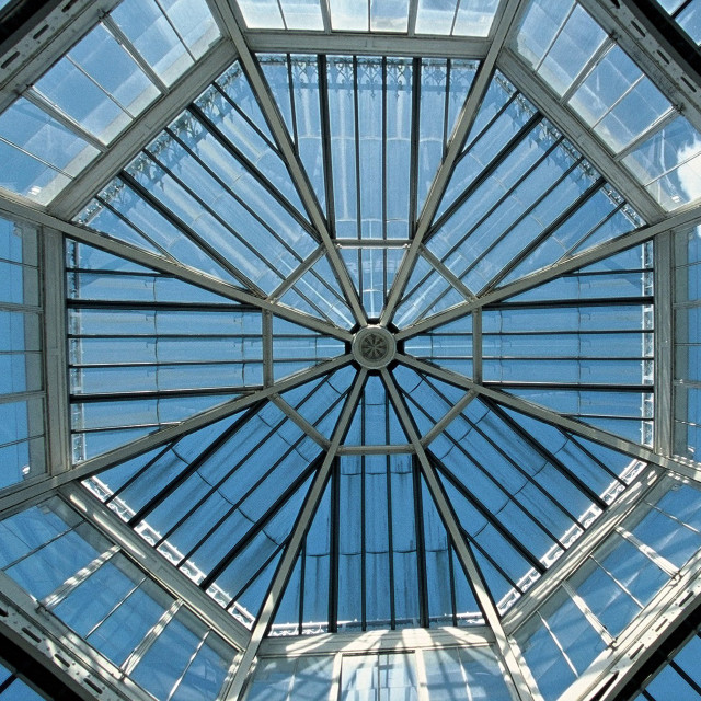 """""""Lantern Kew"""" stock image"""