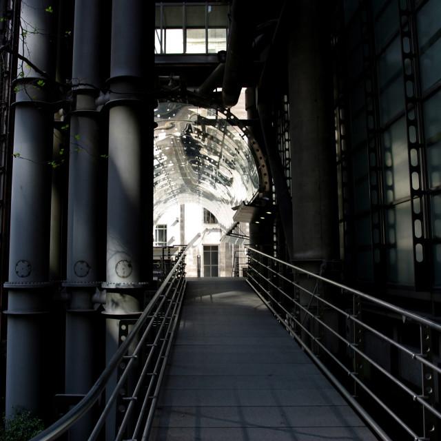 """Lloyds London"" stock image"