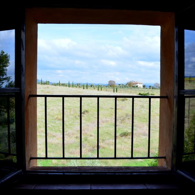 """Tuscan Countryside"" stock image"