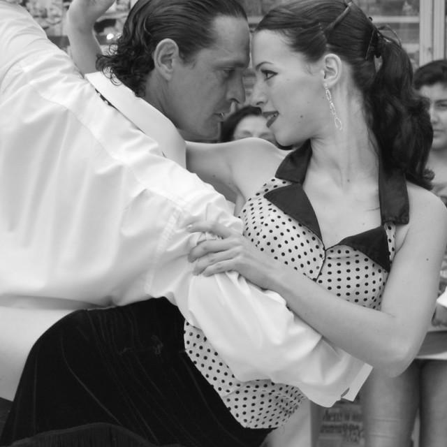 """Tango Passion"" stock image"