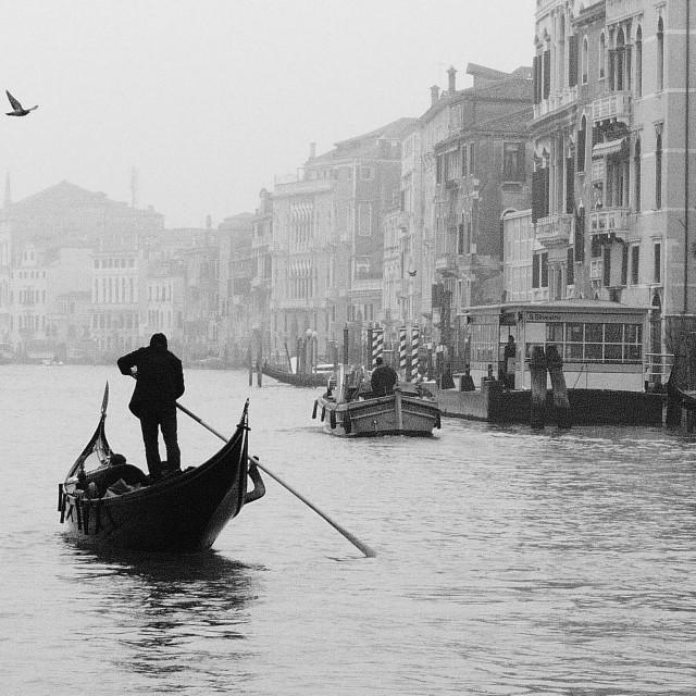 """Venetian view 1"" stock image"