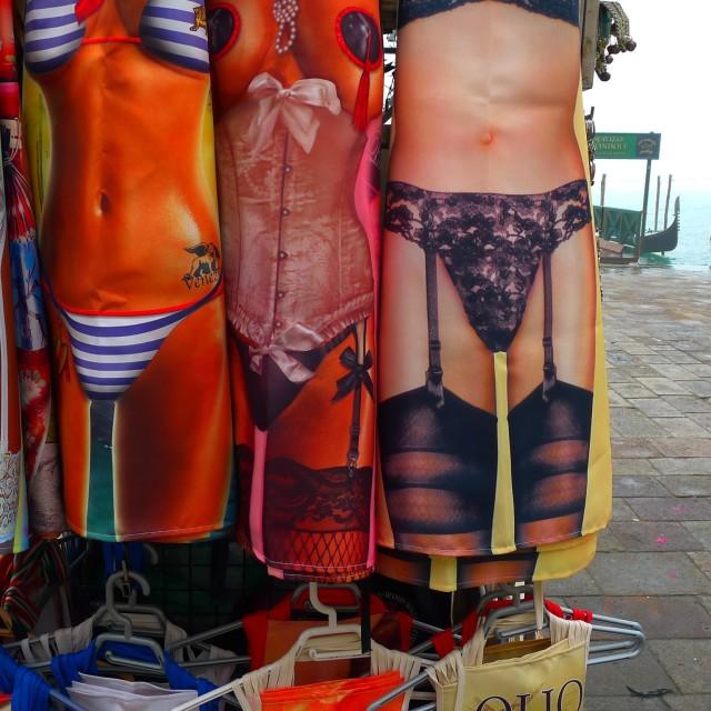"""Venetian souvenir"" stock image"