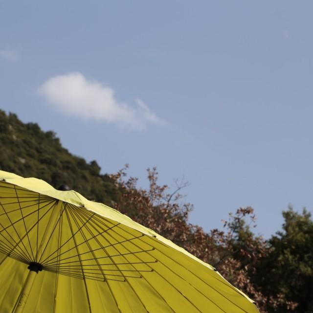 """Parasol"" stock image"