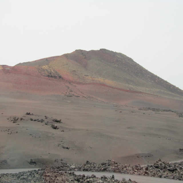 """Timanfaya National Park"" stock image"
