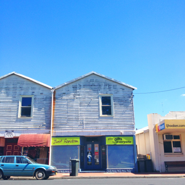 """Harvey, Western Australia"" stock image"
