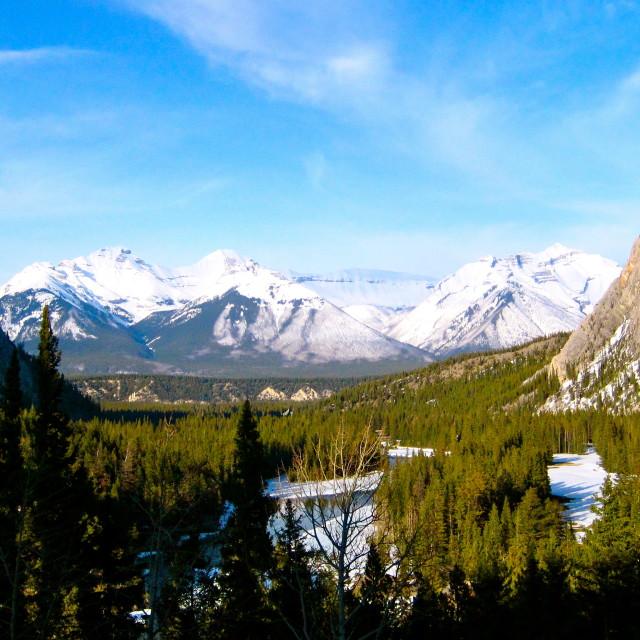 """""""Lake Louise"""" stock image"""