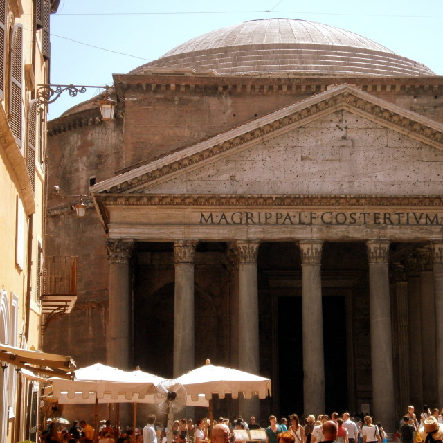 """Pantheon"" stock image"