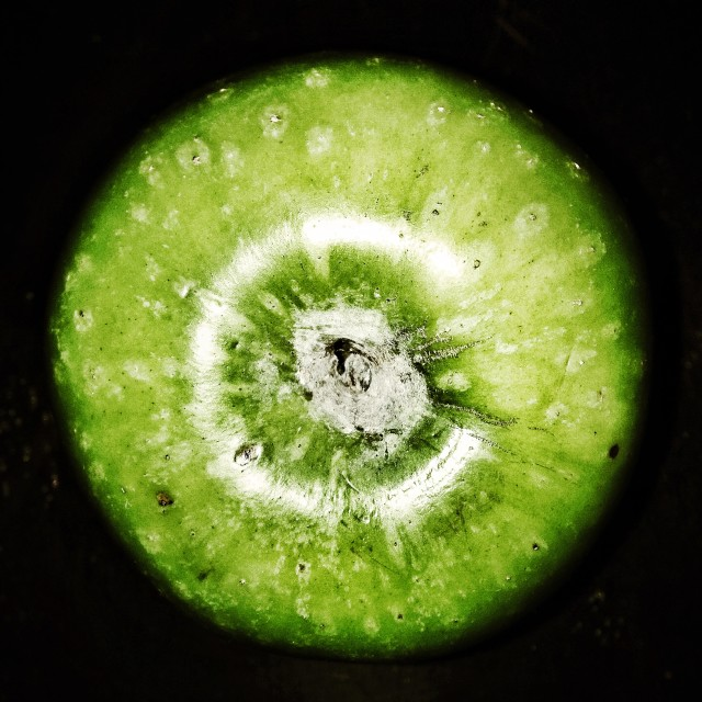 """Apple green"" stock image"