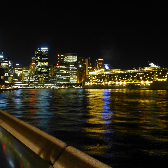 """Circular Quay, Sydney, New South Wales"" stock image"