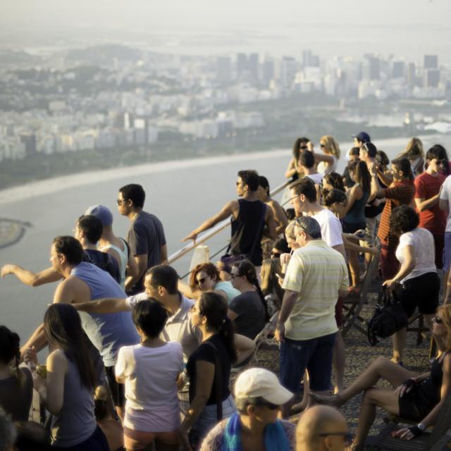 """Rio 50°C"" stock image"