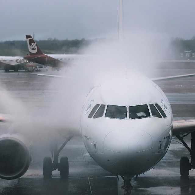 """de-icing"" stock image"