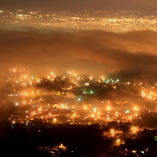 """San Jose, Costa Rica"" stock image"