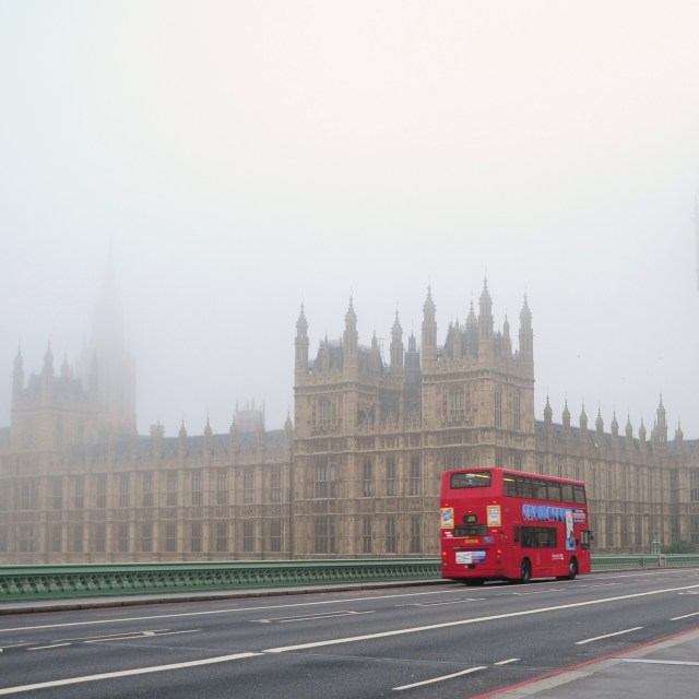 """London Fog"" stock image"