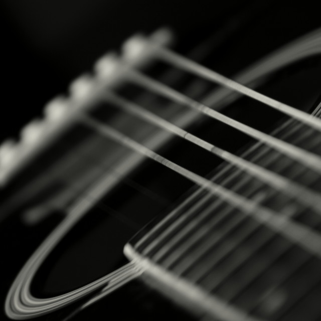 """Strings"" stock image"