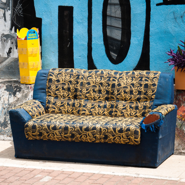 """Sofa"" stock image"