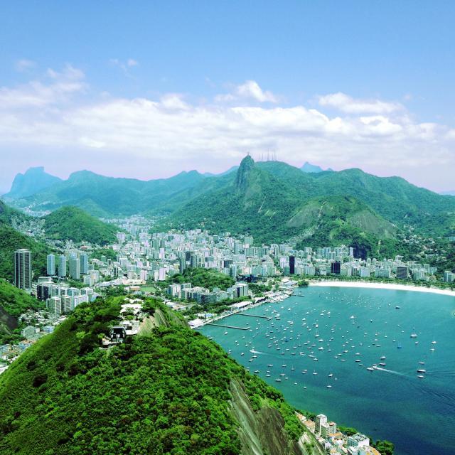 """""""Botafogo"""" stock image"""