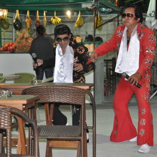 """Elvis'ses"" stock image"