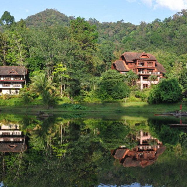 """Thailand Hotel"" stock image"