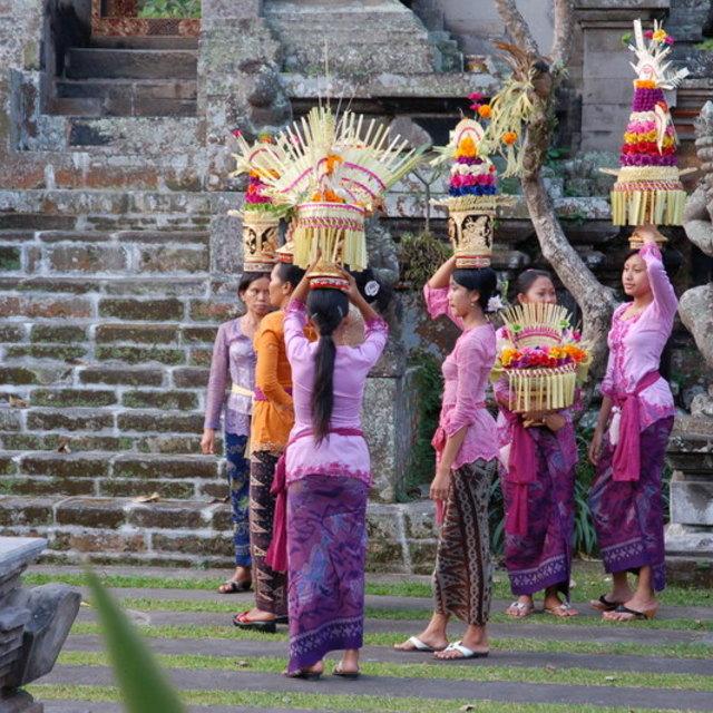 """""""Festival In Bali"""" stock image"""