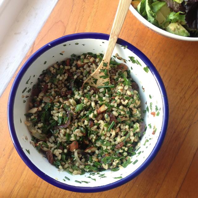 """Healthy Salad"" stock image"