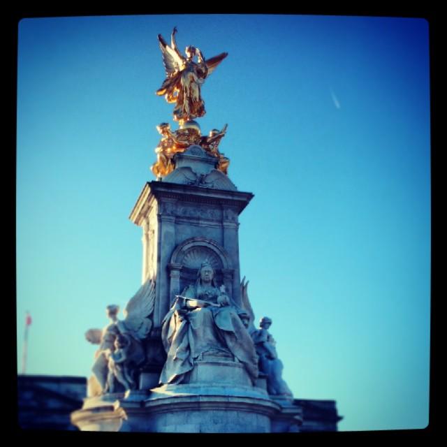 """""""Queen Victoria"""" stock image"""