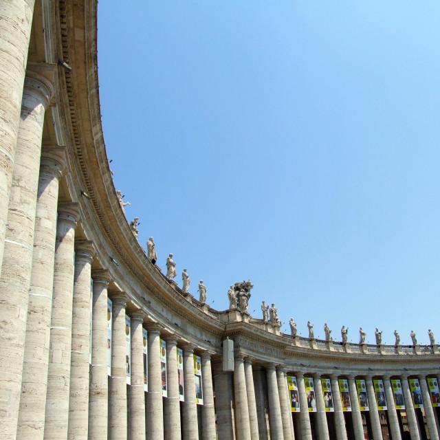"""""""Vatican"""" stock image"""