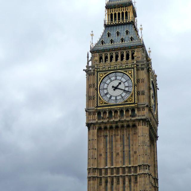 """""""Big Ben, London, UK"""" stock image"""