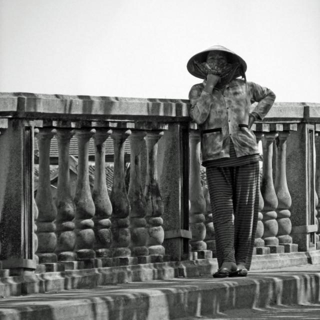 """Vietnamese Woman"" stock image"