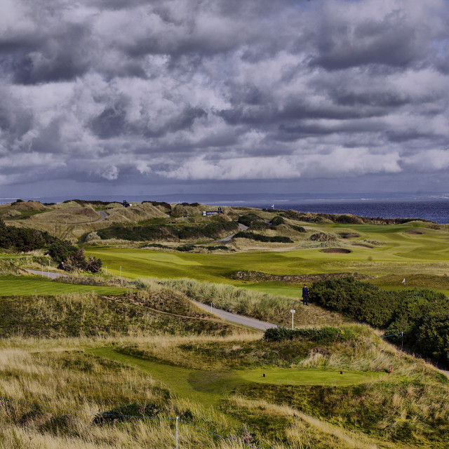 """kings barn golf"" stock image"