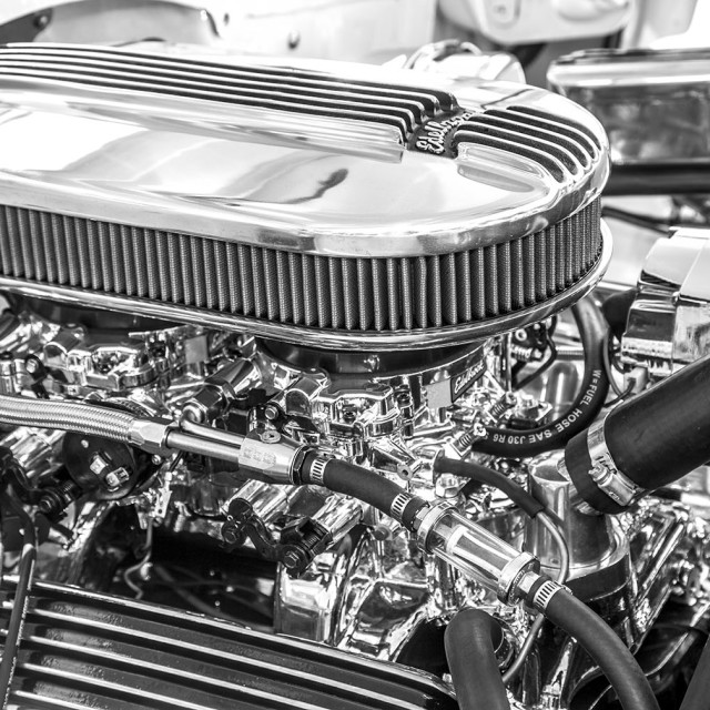 """ENGINE"" stock image"