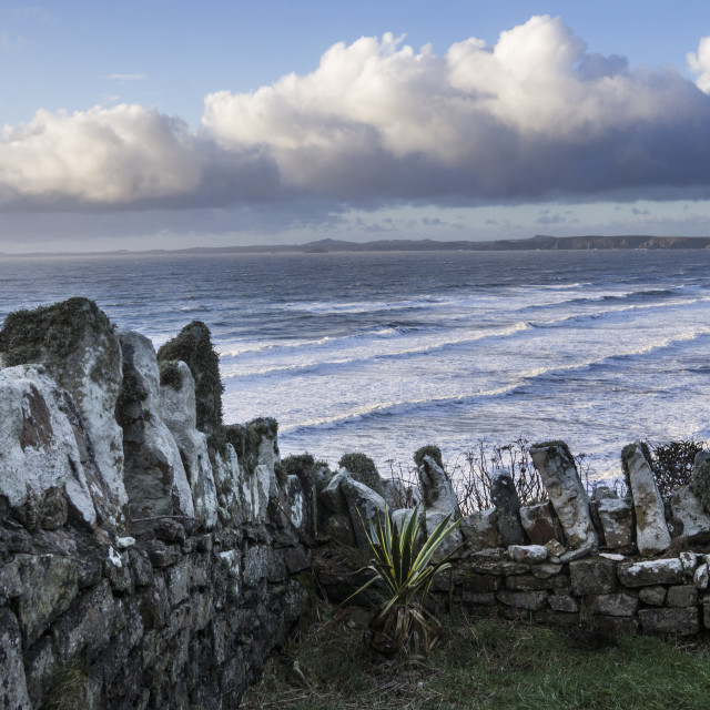 """Druidstone Haven"" stock image"