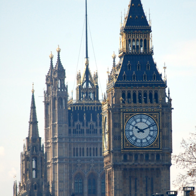"""Big Ben - London"" stock image"