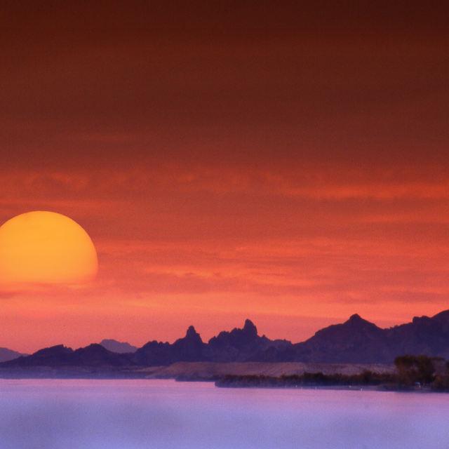 """Lake Havasu"" stock image"