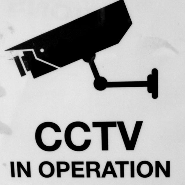 """CCTV"" stock image"