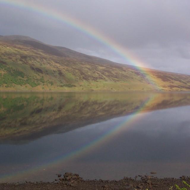 """""""Rainbow 1"""" stock image"""
