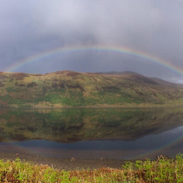 """""""Rainbow 2"""" stock image"""
