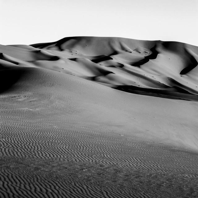 """Merzouga desert"" stock image"
