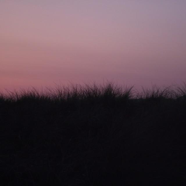 """""""Irish Sunset 2"""" stock image"""