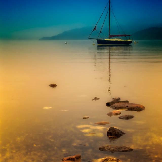 """Tranquility"" stock image"