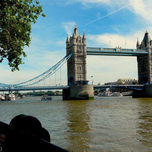 """Tower Bridge"" stock image"