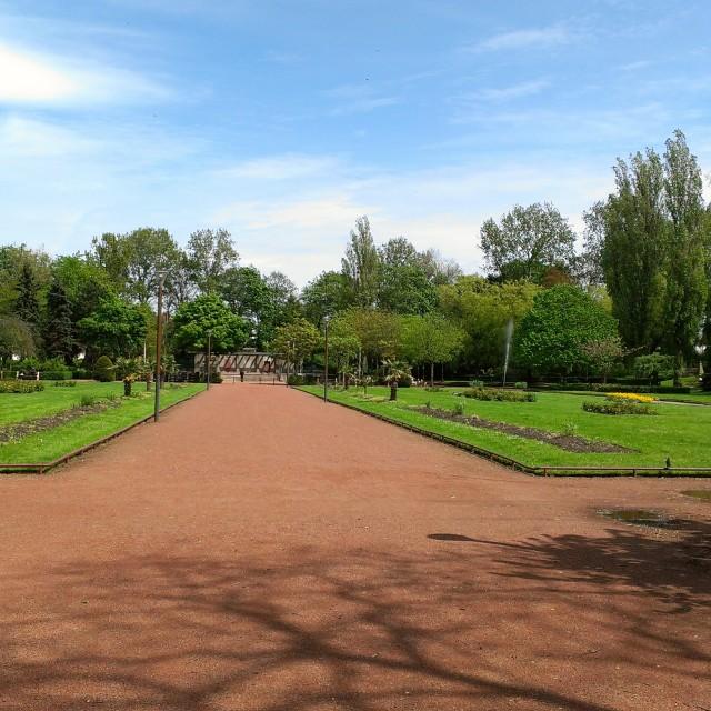 """Green Park"" stock image"