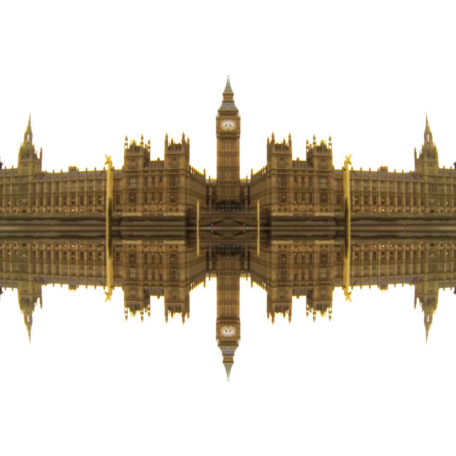 """Houses of Parliaments"" stock image"