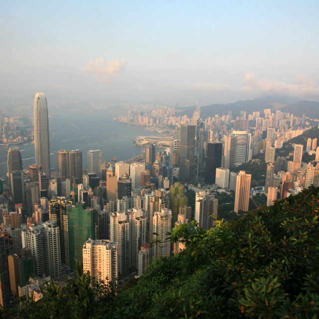 """Hong Kong"" stock image"