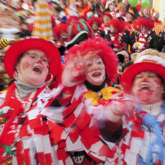 """German carnival"" stock image"