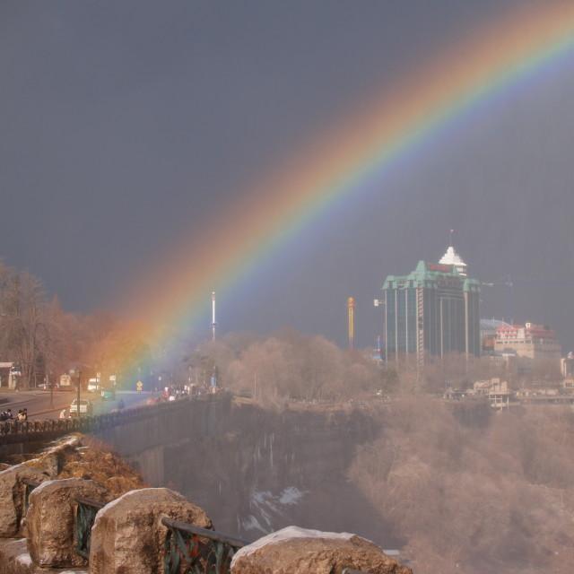 """""""Rainbow."""" stock image"""