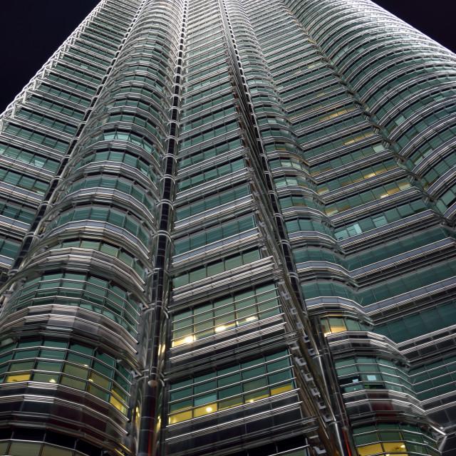 """""""Petronas Tower"""" stock image"""