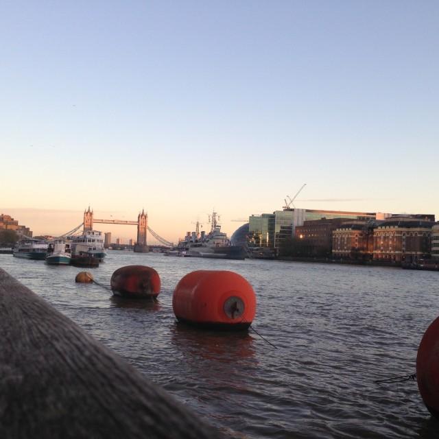 """""""Autumn London"""" stock image"""