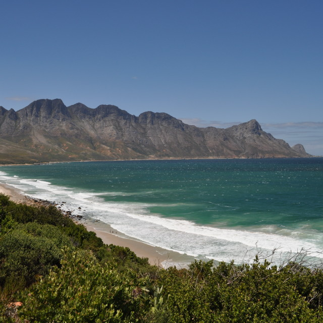 """Garden Route in South Africa"" stock image"