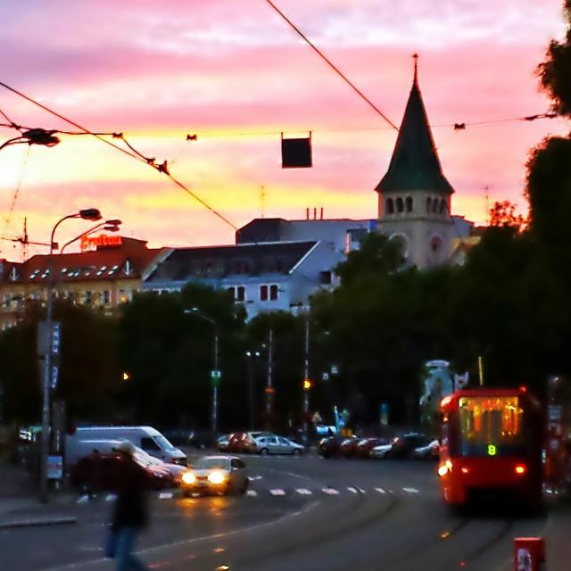"""Bratislava"" stock image"